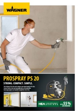Yorkshire Spray Services Ltd - Wagner ProSpray 20