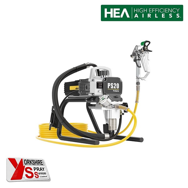 Yorkshire Spray Services Ltd - Wagner ProSpray 20 HEA