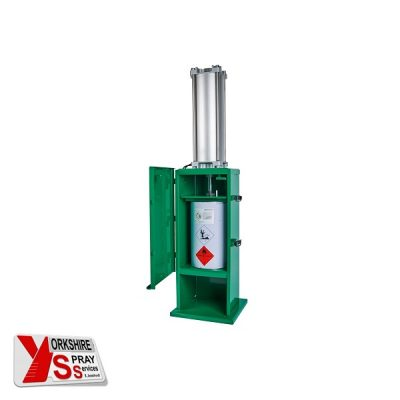 Yorkshire Spray Services Ltd - Unic Can Crusher - UCC25 & UCC30 Open Start