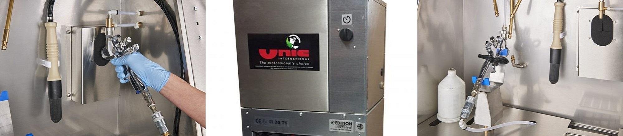 Yorkshire Spray Services Ltd - Unic International Gun Cleaners