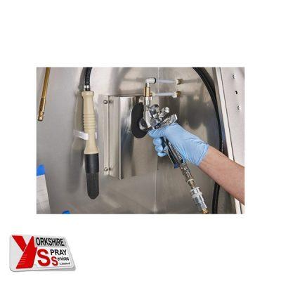 Yorkshire Spray Services Ltd - Unic Spray Gun Cleaner - Edition35 Gun Detail
