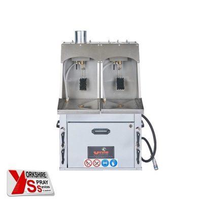 Yorkshire Spray Services Ltd - Unic Spray Gun Cleaner - UGC1006T Solvent & Water