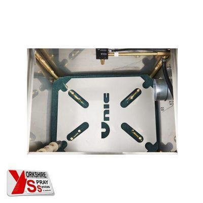 Yorkshire Spray Services Ltd - Unic Spray Gun Cleaner - UGC4005 Detail