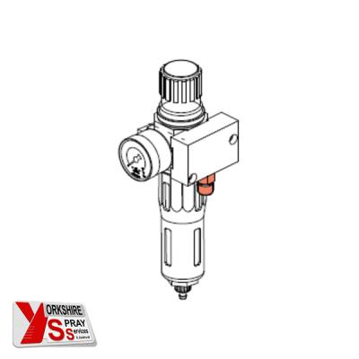 Yorkshire Spray Services Ltd - Wagner AirCoat Filter Regulator Assy. 2382997