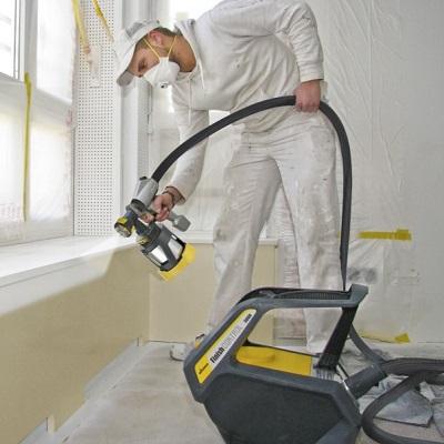 Yorkshire Spray Services - XVLP Application