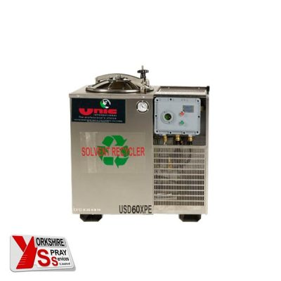 Yorkshire Spray Services Ltd - Unic Solvent Recycler USD60XPE