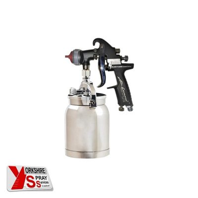 Yorkshire Spray Services Ltd - Anest Iwata AZ1 HTE-2S Black Flash Suction Gun