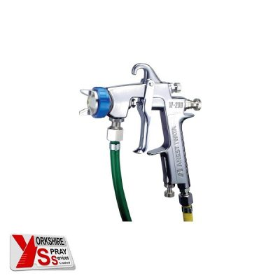 Yorkshire Spray Services Ltd - Anest Iwata W200WB Pressure Gun