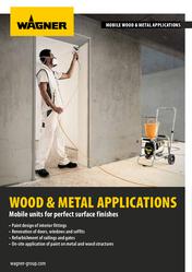 Yorkshire Spray Services Ltd - Wagner Wood & Metal Finishing Brochure